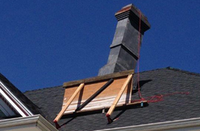 Chimney Removal Image 1